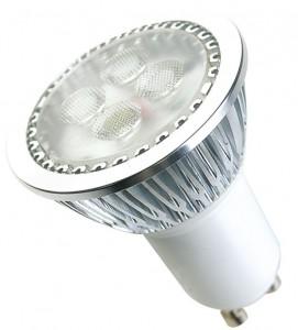 Toutes les formes de spot LED