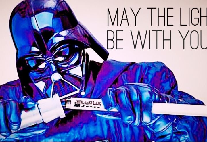 MAY THE 4th BE WITH YOU !