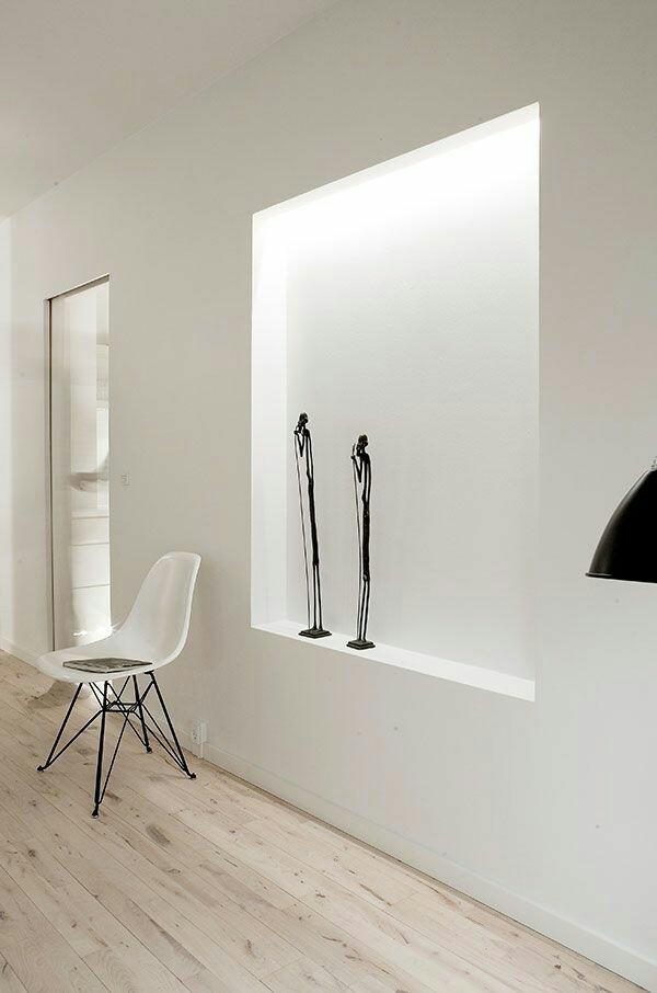 rubans led minimaliste